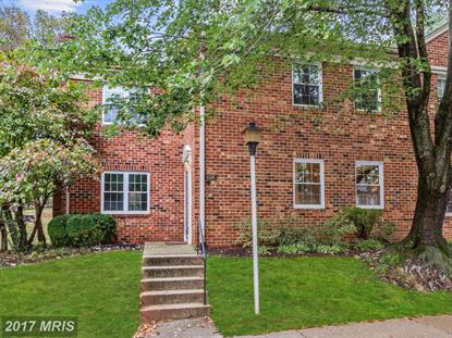 804 COLLEGE PKWY #8, Rockville, MD