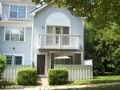 14 BRONCO CT #272, Germantown, MD