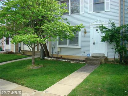 3609 CASTLE TER #115-96 Silver Spring, MD MLS# MC9926897