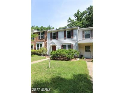1120 SANDY HOLLOW CT Silver Spring, MD MLS# MC9991732