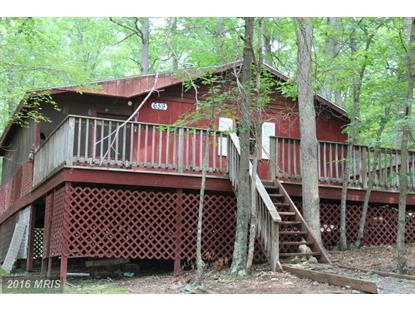 659 CEDA RUN LN, Great Cacapon, WV