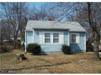 2709 PHELPS AVE District Heights, MD MLS# PG10002495