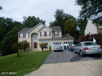 8920 TONBRIDGE TER Hyattsville, MD MLS# PG10024654