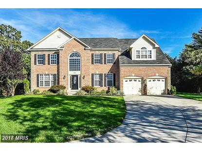 8212 RED GATE CT Bowie, MD MLS# PG10035838
