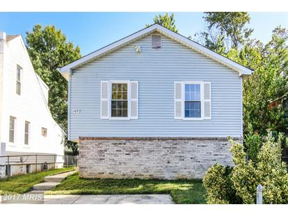 409 DATELEAF AVE, Capitol Heights, MD