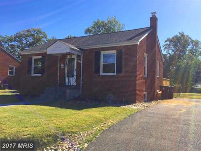 4639 BROMLEY AVE Suitland, MD MLS# PG10075686