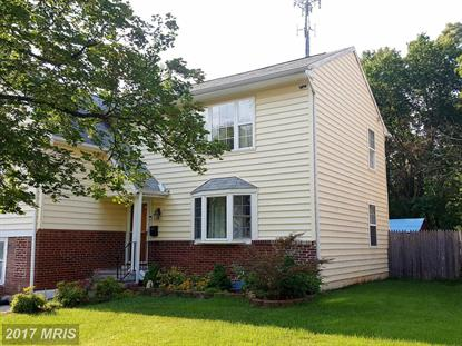 6012 MUSTANG DR Riverdale, MD MLS# PG9725908