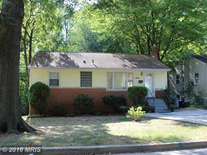 8422 57TH AVE Berwyn Heights, MD MLS# PG9762248