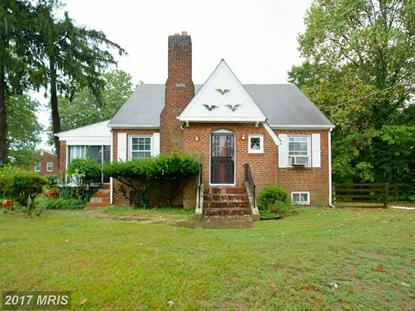 5923 OLD BRANCH AVE Temple Hills, MD MLS# PG9771081