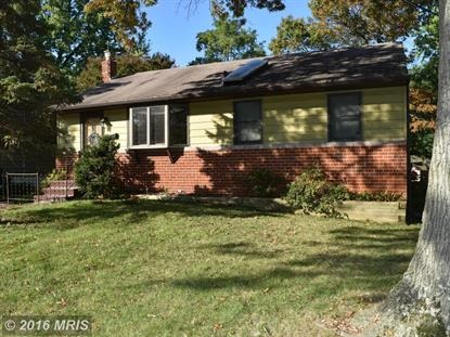 8504 60TH AVE Berwyn Heights, MD MLS# PG9792974