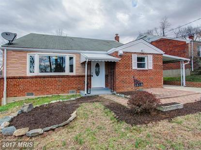 1816 PORTER AVE Suitland, MD MLS# PG9849518