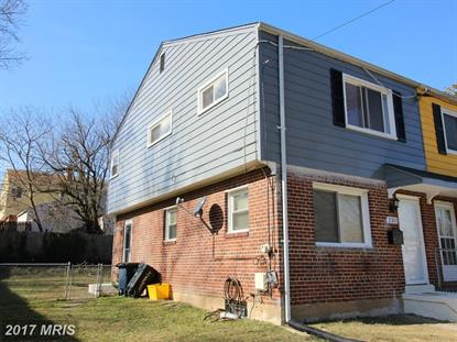 2311 LAKEWOOD ST Suitland, MD MLS# PG9854192