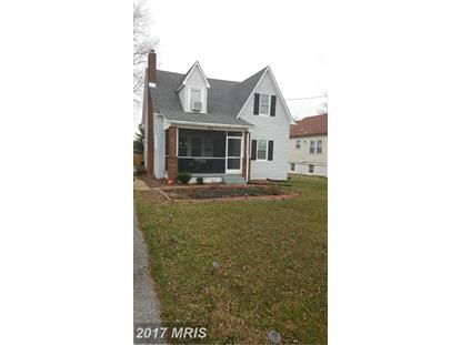 3319 SWANN RD Suitland, MD MLS# PG9861275