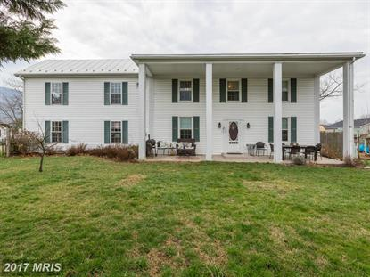 254 DUKE CIR Strasburg, VA MLS# SH9881331