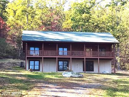 9210 CROOKED RUN RD Basye, VA MLS# SH9911252