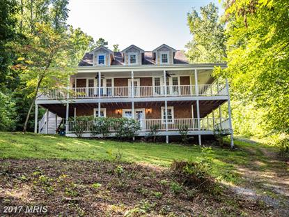 7320 OLD DICKERSONS RD Orange, VA MLS# SP10048239