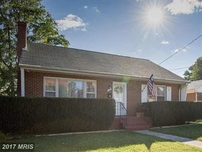 121 West Oates AVE Winchester, VA MLS# WI10070428