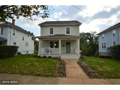 244 PARKWAY ST Winchester, VA MLS# WI9755806