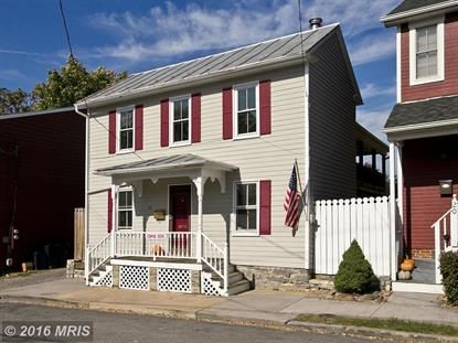 18 MONMOUTH ST Winchester, VA MLS# WI9794030