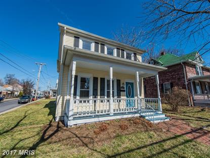 306 NATIONAL AVE Winchester, VA MLS# WI9835385