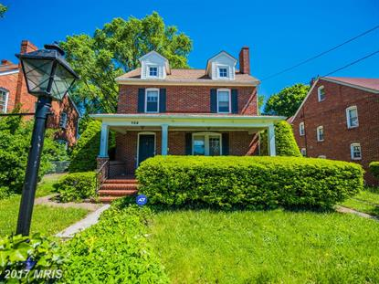 126 OATES AVE Winchester, VA MLS# WI9946207