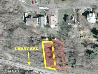 LOT 21 LURAY AVE, Front Royal, VA