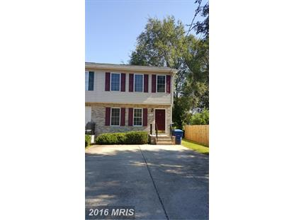 336 RITENOUR ST Front Royal, VA MLS# WR9790578