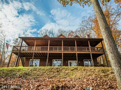 1115 BLUE MOUNTAIN RD Front Royal, VA MLS# WR9808357