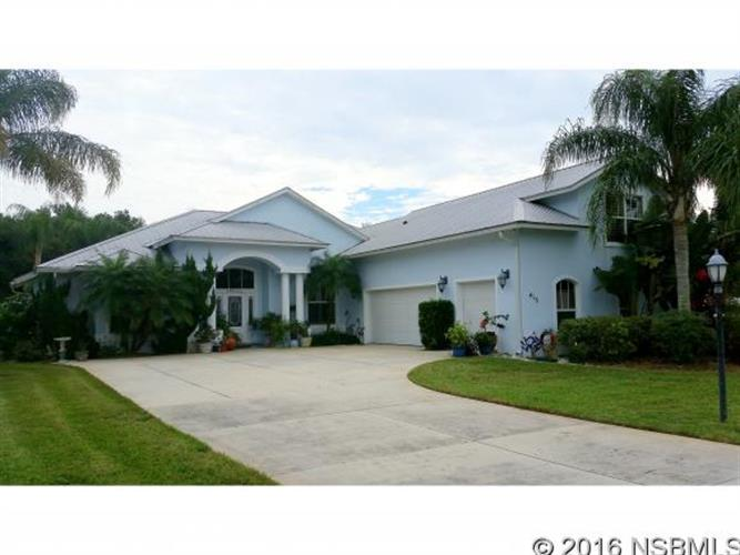 413 Gleneagles Dr, New Smyrna Beach, FL 32168