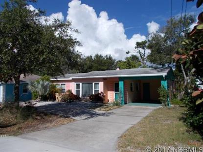 206 South Peninsula Ave  New Smyrna Beach, FL MLS# 1032456