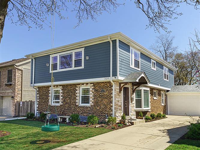 309 S Home Avenue Park Ridge IL 60068 For Sale MLS