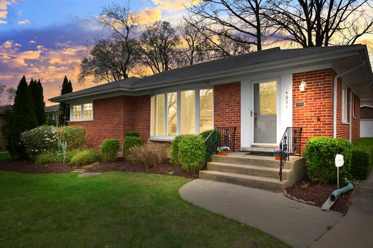 4031 Enfield Avenue, Skokie IL 60076, MLS # 09606105 ...