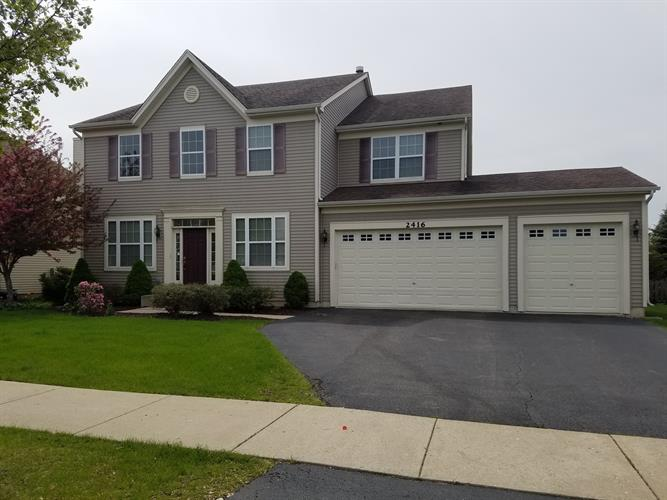 2416 TRAILSIDE Lane, Wauconda, IL 60084