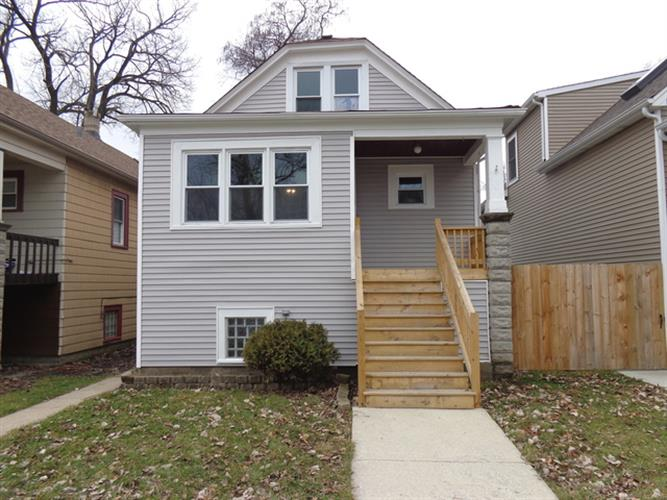 11034 S TROY Street, Chicago, IL 60655
