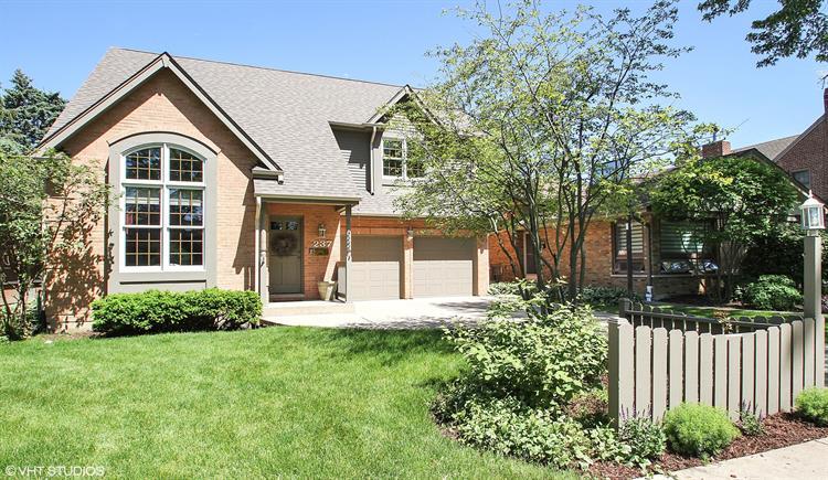 237 N Home Avenue Park Ridge IL 60068 MLS 09646055