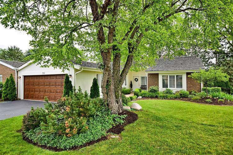 90 Briarwood Circle Oak Brook IL 60523 MLS 09673556