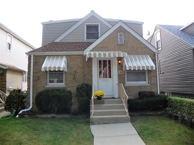 3309 N OPAL Avenue, Chicago, IL 60634