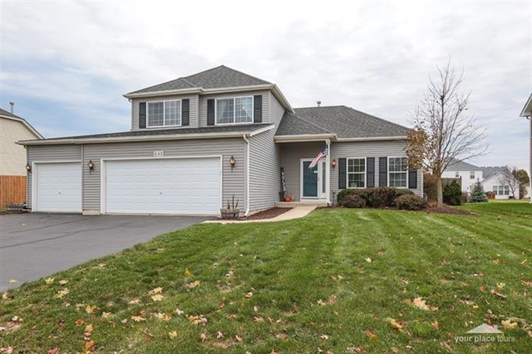 833 Canyon Trail, Yorkville, IL 60560