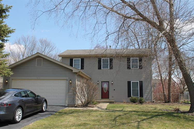 920 Fox Run Lane, Algonquin, IL 60102