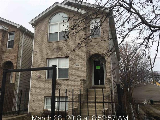 9122 S GREENWOOD Avenue, Chicago, IL 60619