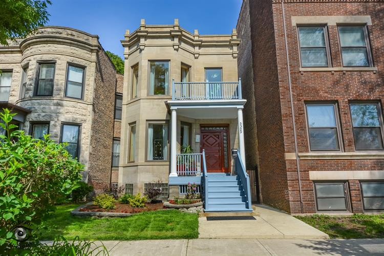 5329 S Ellis Avenue, Chicago, IL 60615