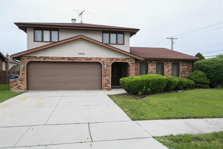 1960 E 171st Place, South Holland, IL 60473