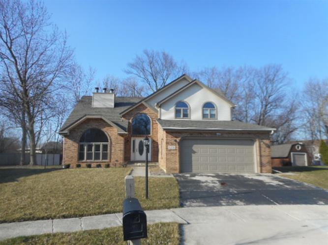 5235 Diane Court, Oak Forest, IL 60452