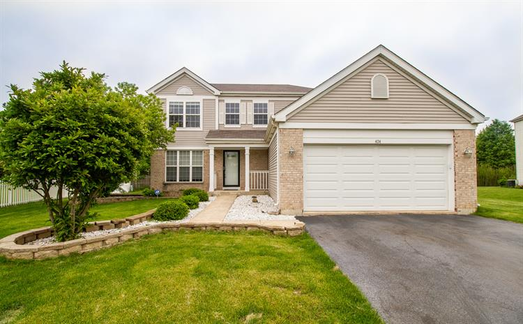 424 Butterfly Road, Bolingbrook, IL 60490