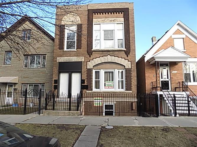 3721 S Honore Street, Chicago, IL 60609