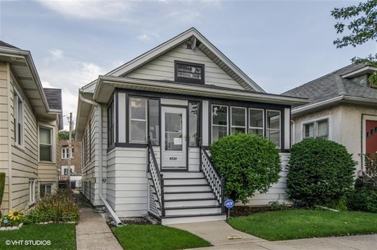 4727 N Kelso Avenue, Chicago, IL 60630