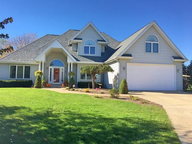 105 Crest View Court Minooka Il 60447 For Sale Mls