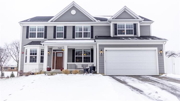 725 Amber Ridge Avenue, Glen Ellyn, IL 60137 - Image 1