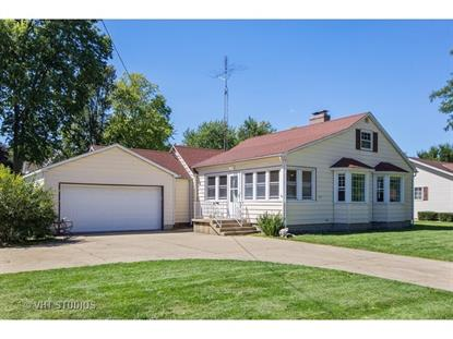 502 S East Street Earlville, IL MLS# 09326226