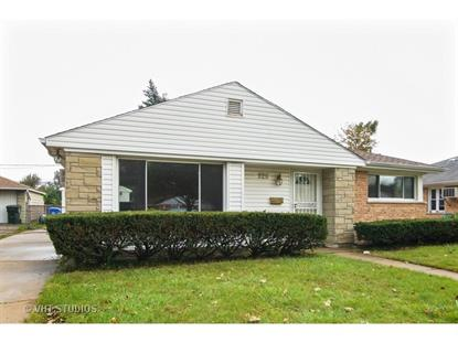 925 S 6th Avenue Des Plaines, IL MLS# 09354146